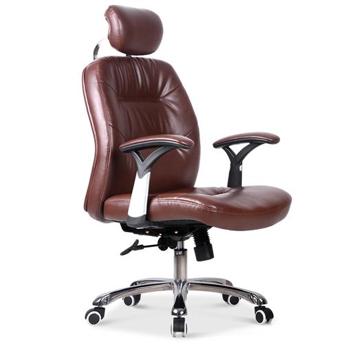 Aromacise Executive Headrest Leather Chair