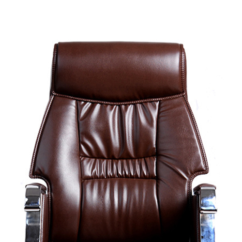 Deluxe Traditional Boss Chair with Rubber Wheel Image 11