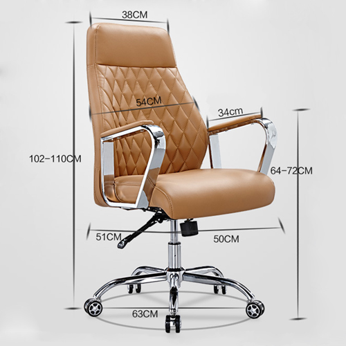Multifunctional Leisure Official Chair Image 20