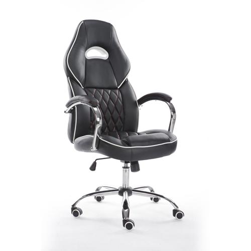 Executive Headrest Leather Modern Chair