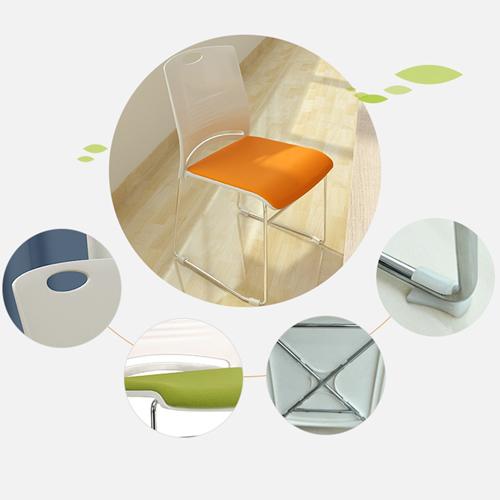 Wilkhahn Stackable Backrest Chair Image 15