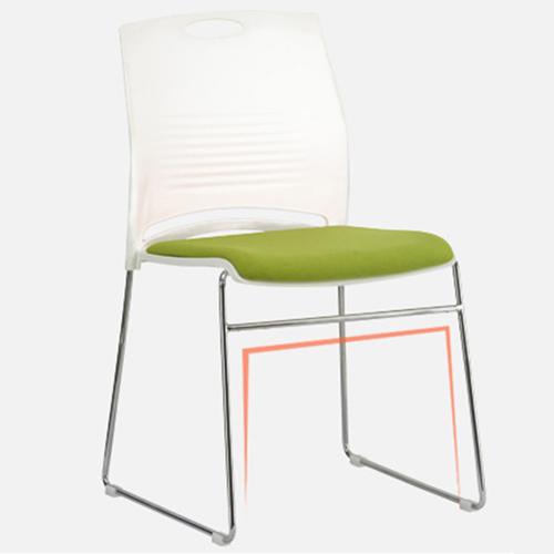 Wilkhahn Stackable Backrest Chair Image 16