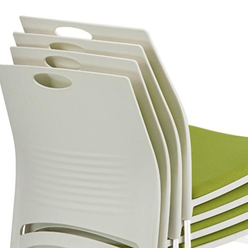 Wilkhahn Stackable Backrest Chair Image 18