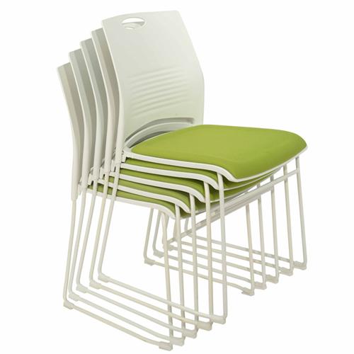 Wilkhahn Stackable Backrest Chair