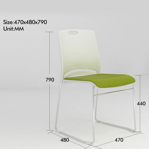Wilkhahn Stackable Backrest Chair Image 21