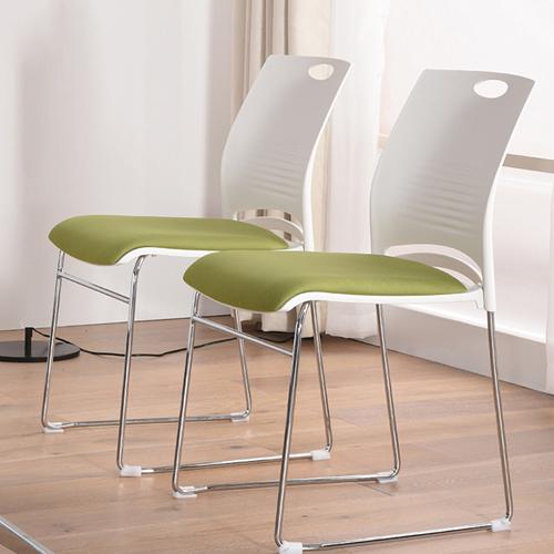Wilkhahn Stackable Backrest Chair Image 1