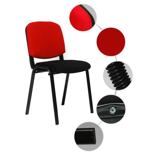 Rapidline Nova Visitors Modern Chair Image 6