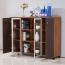 Wooden Cupboard Storage Cabinet Image 4