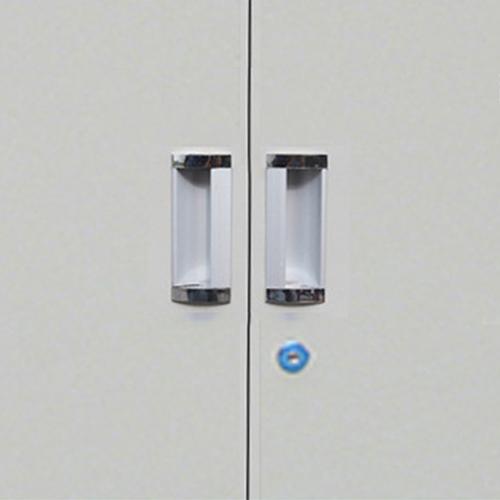 Chuz Glass Door Metal File Cabinet Image 6