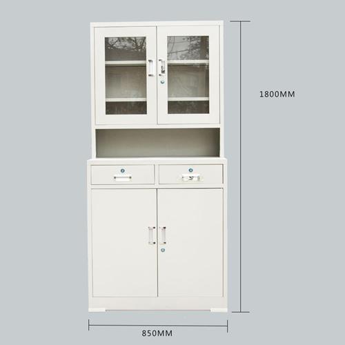 Stainless Steel Medicine Storage Cabinet