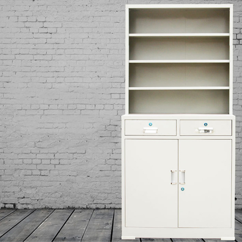 Coash Stainless Steel Storage Cabinet