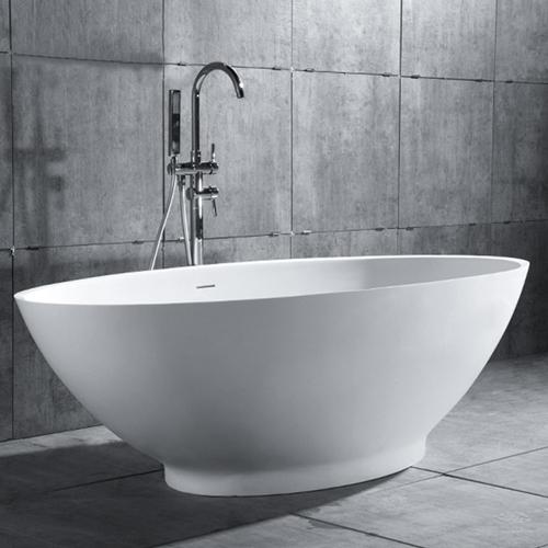 Oval Free-Standing Bathtub