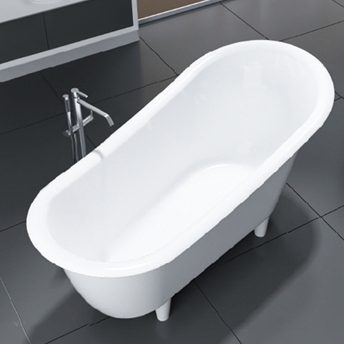 Cozy Ceramic Feet Bathtub