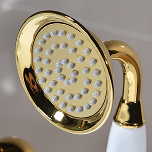 Biflex Acrylic Round Bathtub