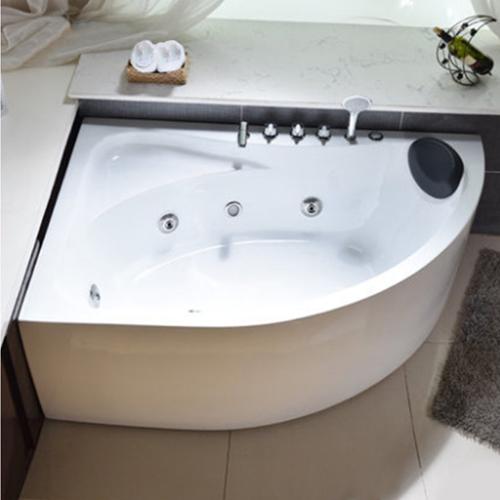 Calque Corner Whirlpool Bathtub