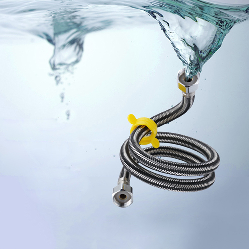 Stainless Steel Braided Hot and Cold Water Hose