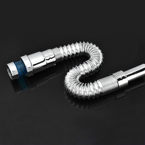 Flexible Chrome Plated Drain Hose Pipe