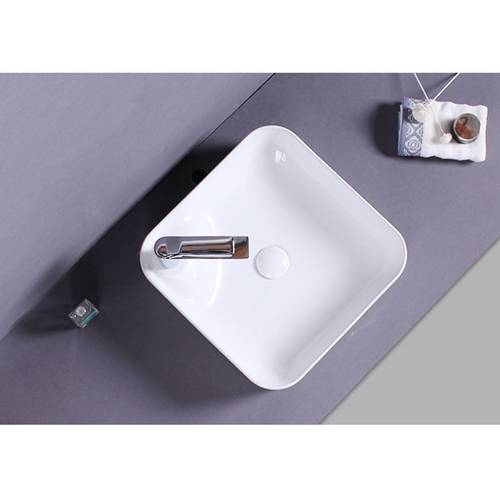Metro Square Countertop Washbasin