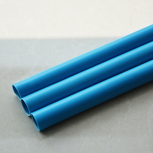 Red And Blue Line PVC Pipe