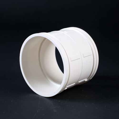 Direct PVC Drain Pipe Connector