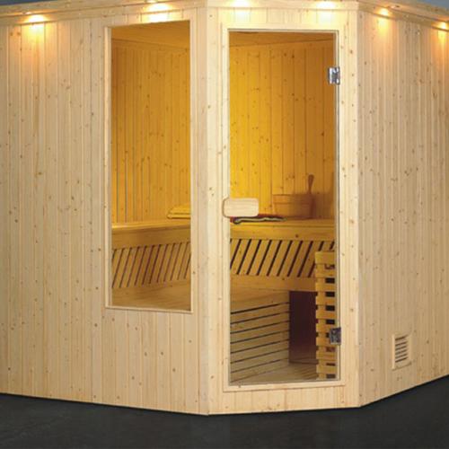 Wooden Steam Dry Sauna Room