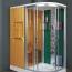 Overall Steam Shower Sauna Combo