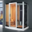 Multi-Function Acrylic Sauna Steam Bath