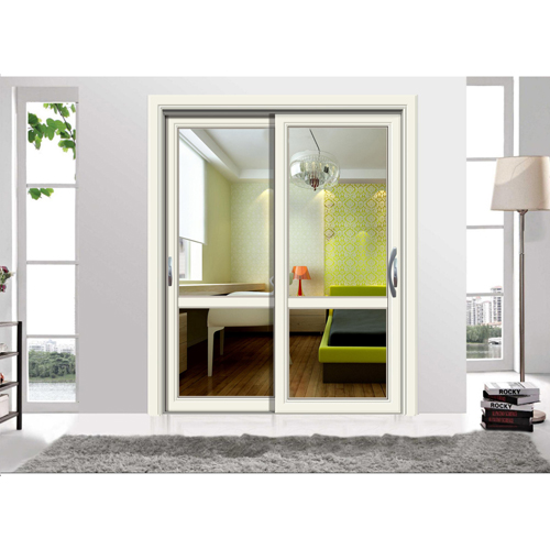 Magnesium Alloy Glass Sliding Door