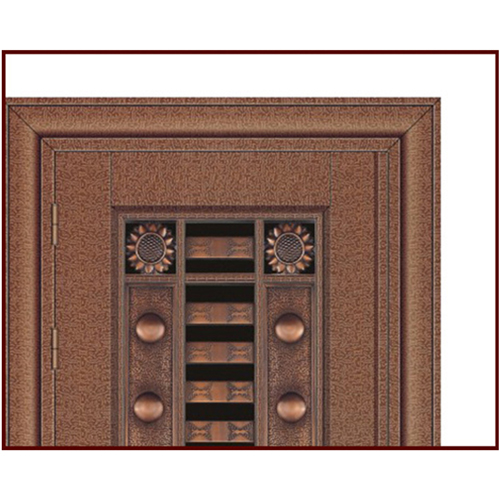 Classic Stainless Steel Craft Door