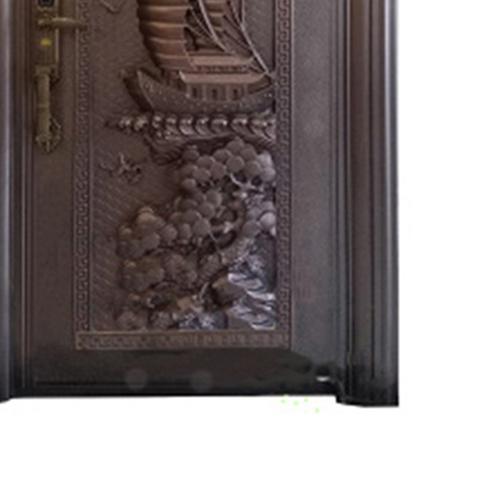 Designer Anti-Theft Metal Door