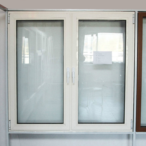 Glazed Double Glass Open Window