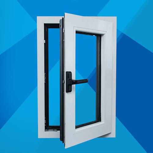 External Sealed Open Glass Window