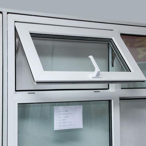 Double Sealed Double Glazed Plastic Steel Window