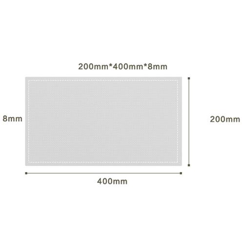 Convex External Wall Tiles