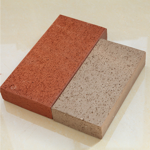 Sintered Sidewalk Pavement Tile
