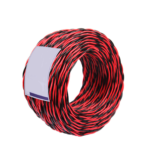 Square Two Core Twisted Pair Wire