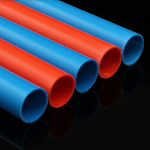 Round Electrical PVC Conduit Pipe