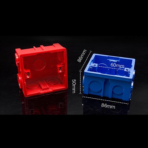 Universal PVC Switch Wall Box