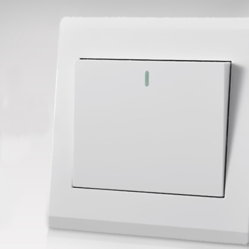 Rocker One-Way Wall Switch Socket