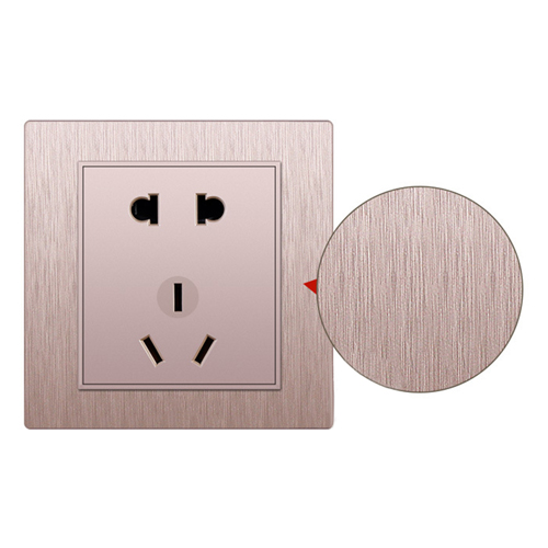 Open Double Control 3D Wall Switch