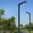 Solar LED Outdoor Landscape Street Lamp