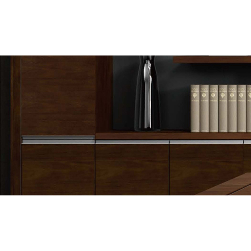 Multi-Function Bookcase Cabinet Image 10