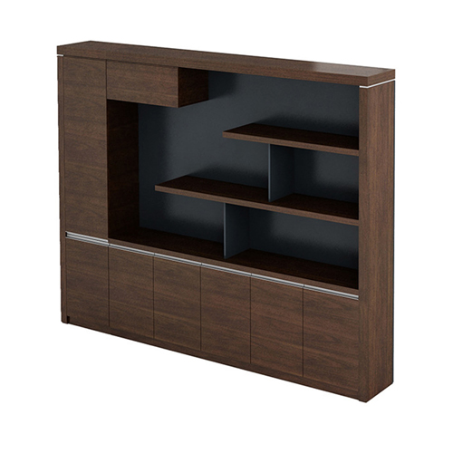 Multi-Function Bookcase Cabinet