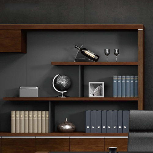 Multi-Function Bookcase Cabinet Image 4