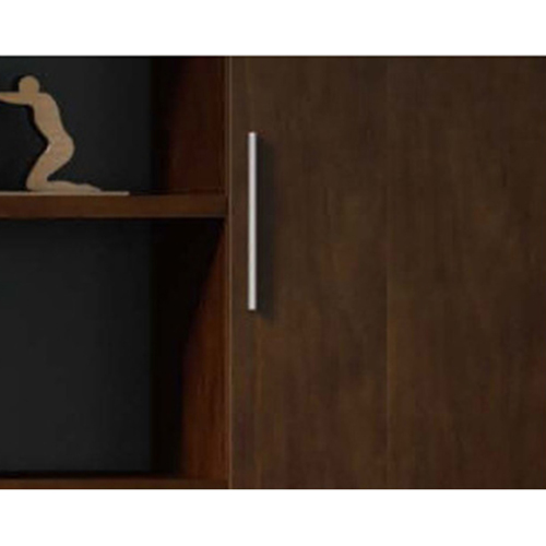 Corporate Wooden Large File Bookcase Image 6