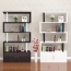 Creative Modern Steel Wood Bookshelf