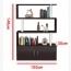Creative Modern Steel Wood Bookshelf Image 19
