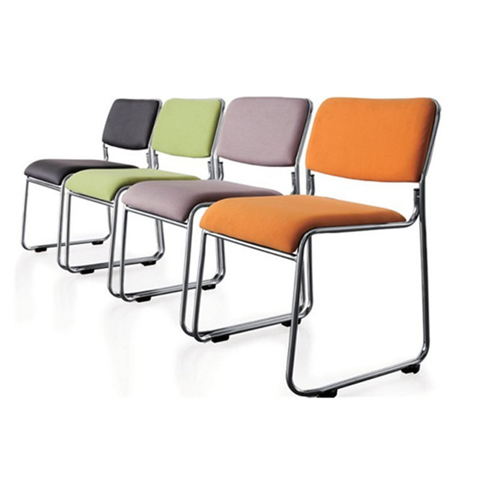 Multifunctional Conference Cloth Chair