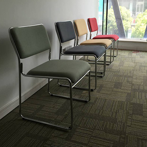 Multifunctional Conference Cloth Chair Image 21