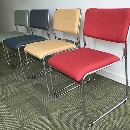 Multifunctional Conference Cloth Chair Image 23